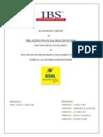 BSNL Financial Analysis