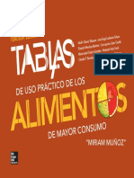Tablas Ali Mentos 3 A
