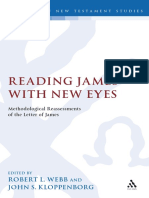 Reading James with New Eyes (R.L. Webb & J.S. Kloppenborg)