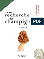 À La Recherche Des Champignons - Feuilletage
