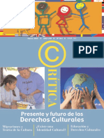 Presente y futuro de los derechos culturales