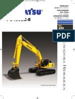 KOMATSU PC400