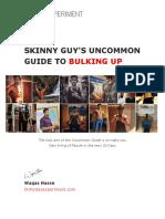 Bulking Up guide for skinny fellas