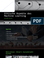 Ethische Aspekte Des Machine Learning