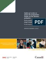 Guide sur la mise en œuvre des programmes fondés sur des données probantes.pdf