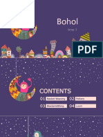 Arts and Crafts of Bohol