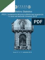Bollettino Statistico   IPER