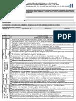 Instrumento de Evaluacion Al Docente 1s 2019 Unc Uce