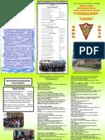 Programa de Aniversario Oficial Villa de Orurillo 2019
