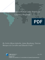 A Call to Arms to Protect Latin American Leniency Programs