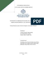Estudio de Factibilidad Financiera de Ampliacioon de Marina Eduardono SA en Cartagena Colombia