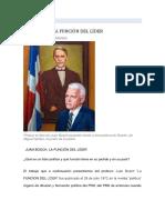 Juan Bosch EL ORO Y LA PAZ