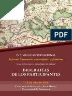 IV-Simposio-Internacional Sefarad Biografias 2019