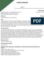 Ringwood/Broad Run Estates Application