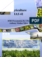 Ias 41 Agriculture