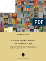 A Literatura Guineense