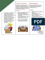 folleto etica