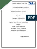 conceptos fundamentales programacion logica y funcional