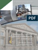 Brochure Attentats Terroristes