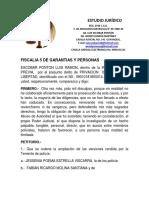 Detencion Arbitraria ECUADOR