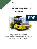 Sistemas Hidrostáticos BOMAG BW-211, 212, 213 (Manual de Estudiante).pdf