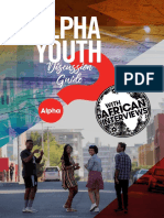 Alpha Youth Discussion Guides