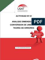 Actividad Nº 01 Análisis Dimensional - Conversion de Unidades - Teoría de erores.docx