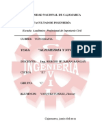 Informe Geologia - Venecia