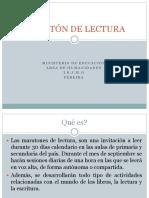 MARATÓN DE LECTURA.pptx