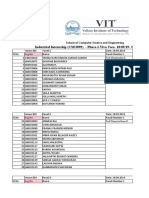 CSE 3099 Industrial Internship Viva Voce Panel details_Phase-I_Students - 18-09-2019.xlsx