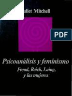 Psicoanalisis y Feminismo - Mitchell