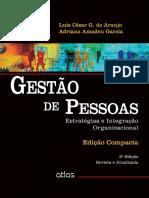 Gestão de Pessoas Estratégias e Integração Organizacional - Edição Compacta, 2ed