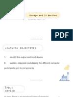 1.1-5 Storage, I O Device