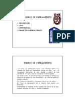 Presentación Torresde Enfriamiento, Tipos, Parametros y Componentesesiqie