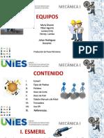 Equipos - Mecánica I.pptx