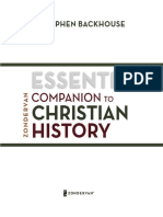 Zondervan Essential Companion to Christian History by Stephen Backhouse