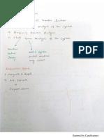 Control System Notes Sanjeev