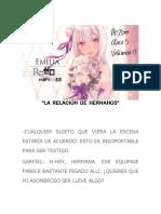 Rezero Arco 5 Volumen 0