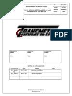 Pts - Molymet - Servicio de Reemplazo Red de Agua Ot Nº9000015315