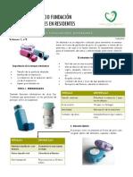 Uso de Inhaladores