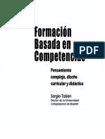 Formacion Basada en Competencias Tobon