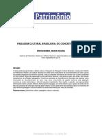 PAISAGEM CULTURAL BRASILEIRA