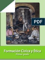 Formacion Civica y Etica Primer Grado