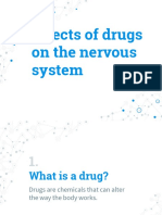 Effects of Drugs on the Nervous System