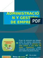 Administración - Class