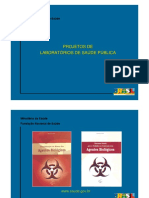 Projetos de Laboratórios - Saúde Pública