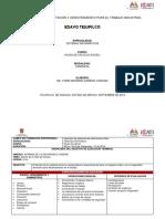 Planeacion Estretegica de Excel EDAYO 2019