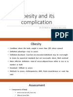 Obesity and Its Complication