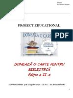 Proiect Ceac Doneaza o Carte Ed II 2 (2)