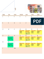 Calendario Reuniones Rev.0
